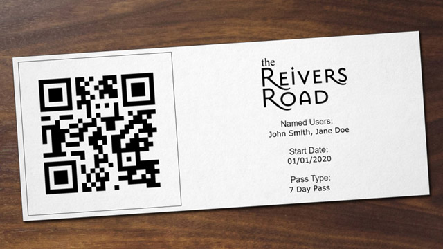 Reivers Road Pass